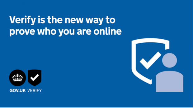 Verify is the new way to prove who you are online slide