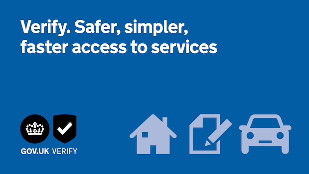 Verify. Safer, simpler, faster access to services